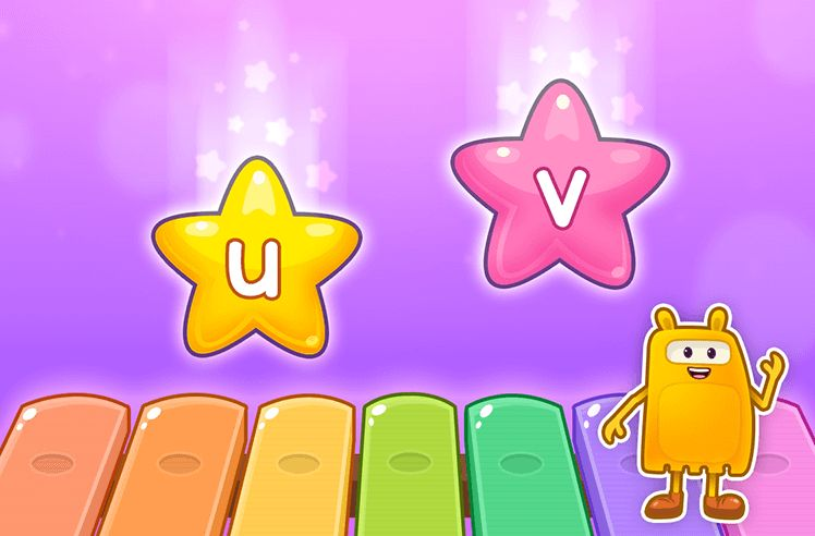Let's Sing the Alphabet Song: Twinkle Twinkle Little Star abc Song