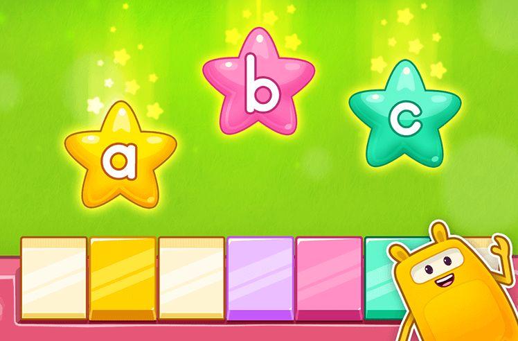 Let's Sing the Alphabet Song: Teddy Bear Teddy Bear abc Song