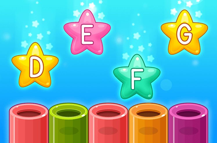 The Alphabet Song: Jingle Bells ABC Song