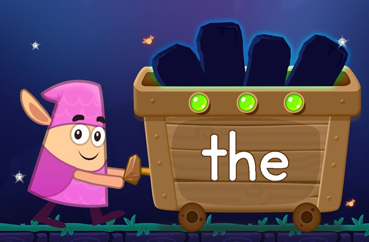 Learn the Sight Word: the