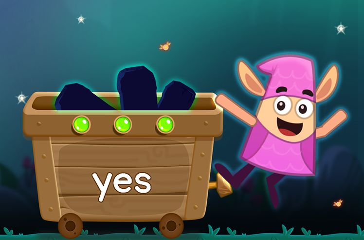 Learn the Sight Word: yes