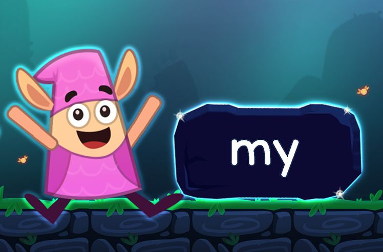 Learn the Sight Word: my