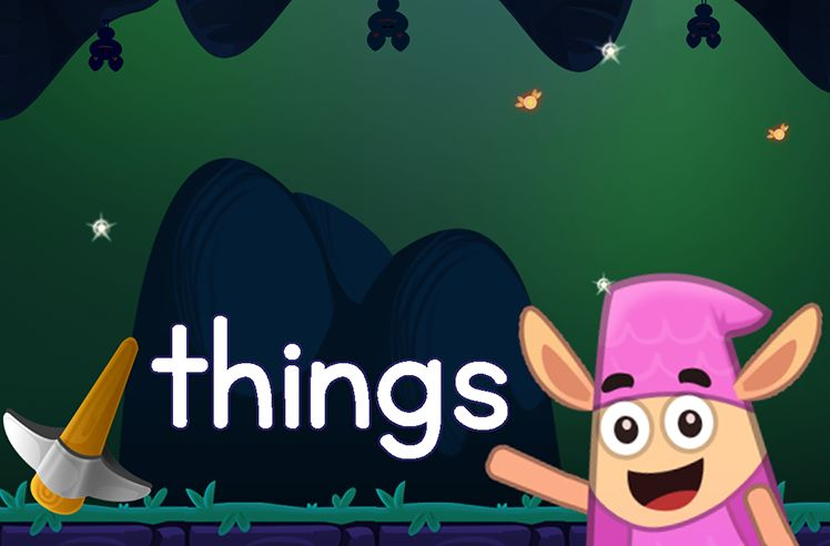 Learn the Sight Word: things