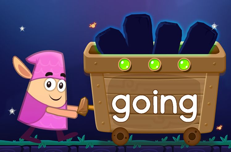 Learn the Sight Word: going
