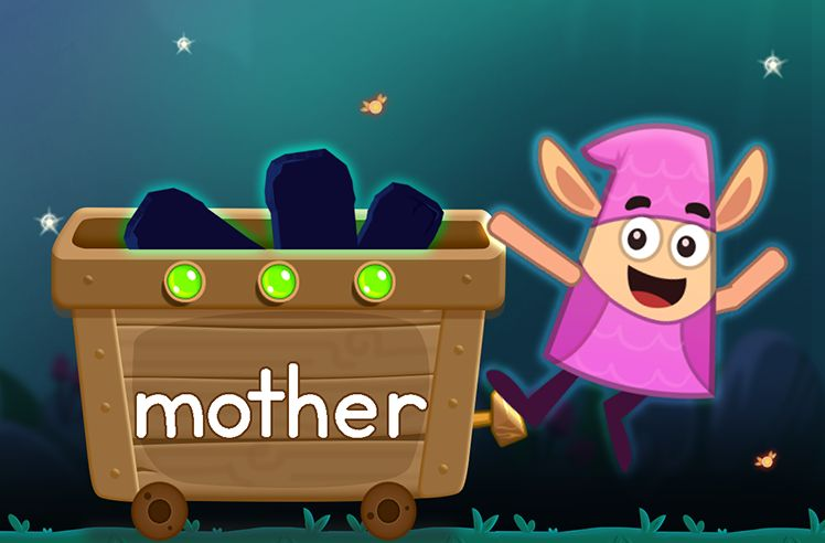 Learn the Sight Word: mother