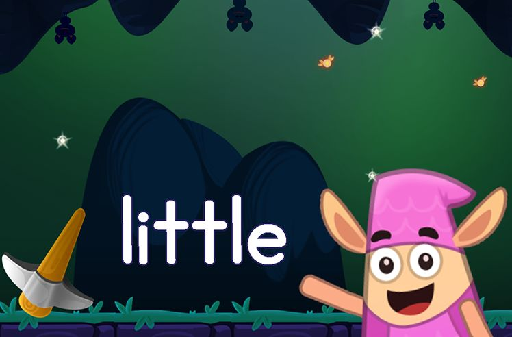 Learn the Sight Word: little
