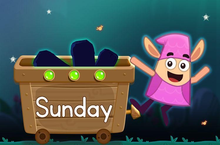Learn the Sight Word: Sunday