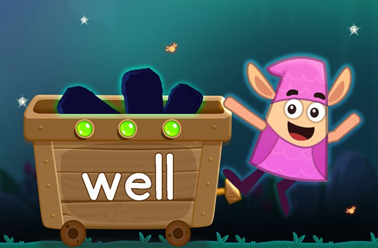 Learn the Sight Word: well