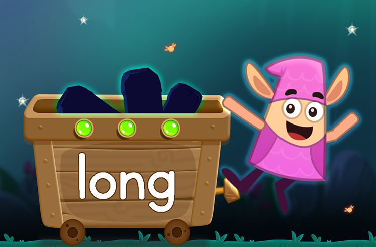 Learn the Sight Word: long