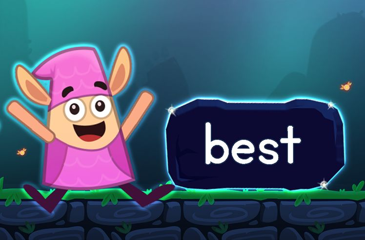 Learn the Sight Word: best