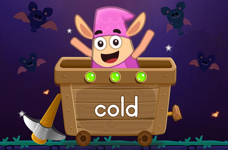 Learn the Sight Word: cold
