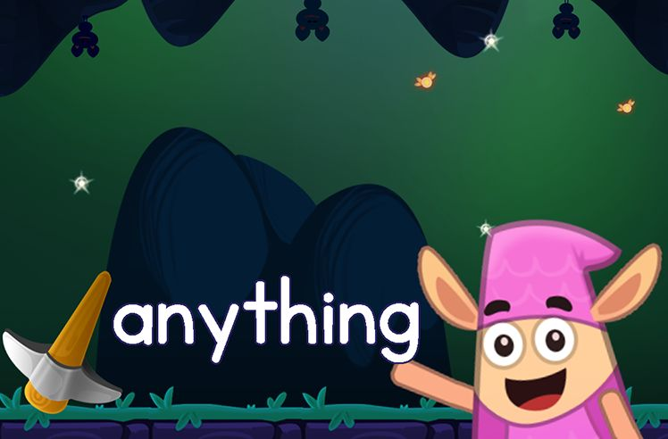 Learn the Sight Word: anything