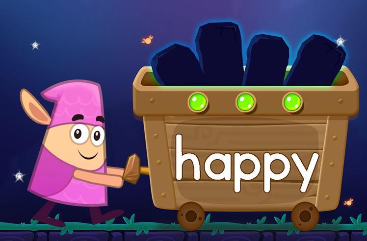 Learn the Sight Word: happy