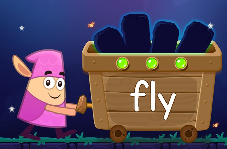 Learn the Sight Word: fly