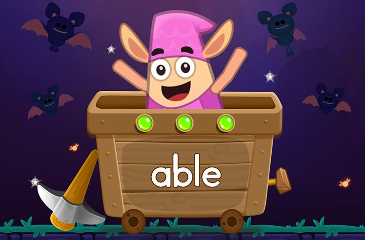 Learn the Sight Word: able