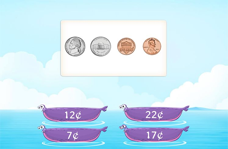 Guess the Amount of Money using Different Coins