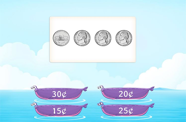 Guess the Amount of Money using Similar Coins