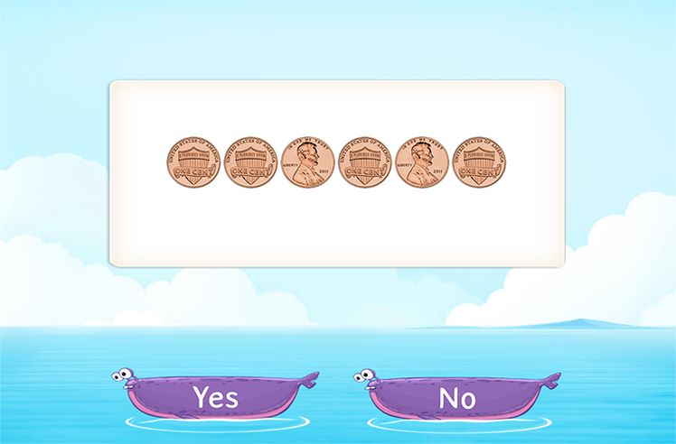 Add the Same Type of Coins and Compare