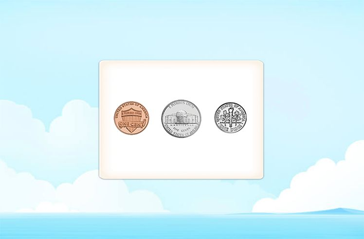 Order Coins by their Values