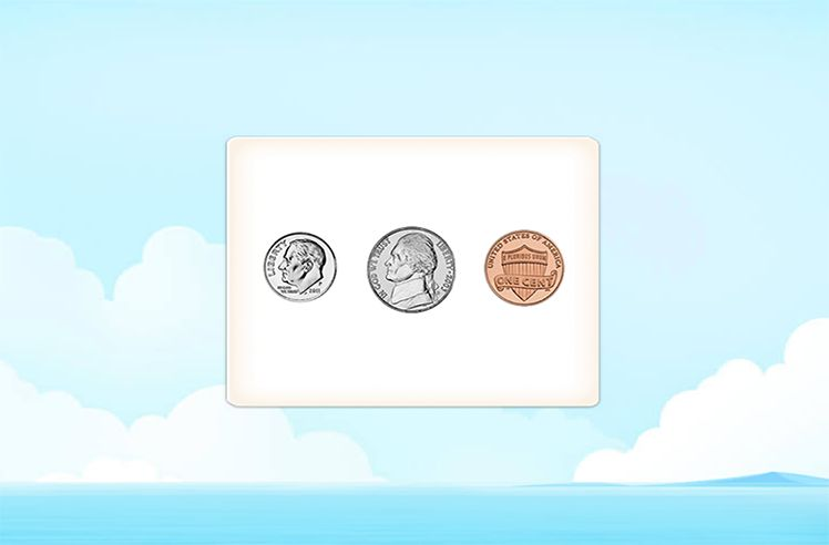 Arrange Coins by their Value
