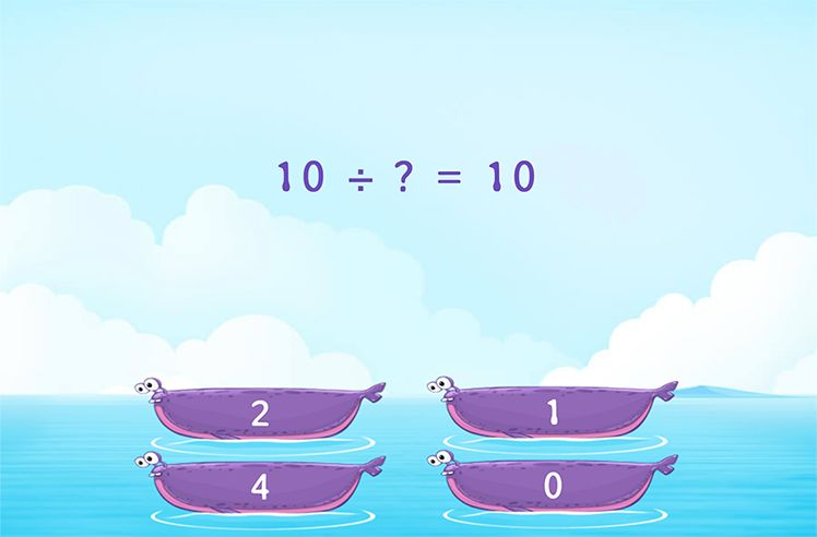 Use Facts of 10 to Find the Missing Number