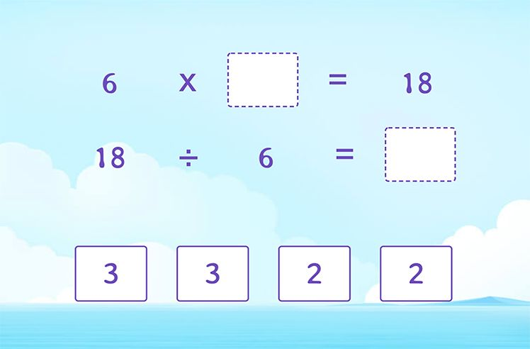 Use Multiplication to Divide by 6