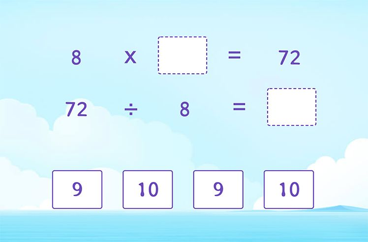 Use Multiplication to Divide by 8
