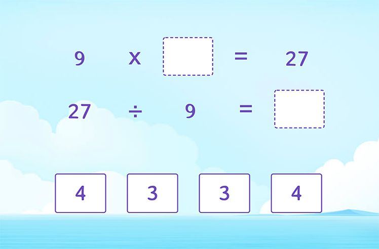 Use Multiplication to Divide by 9