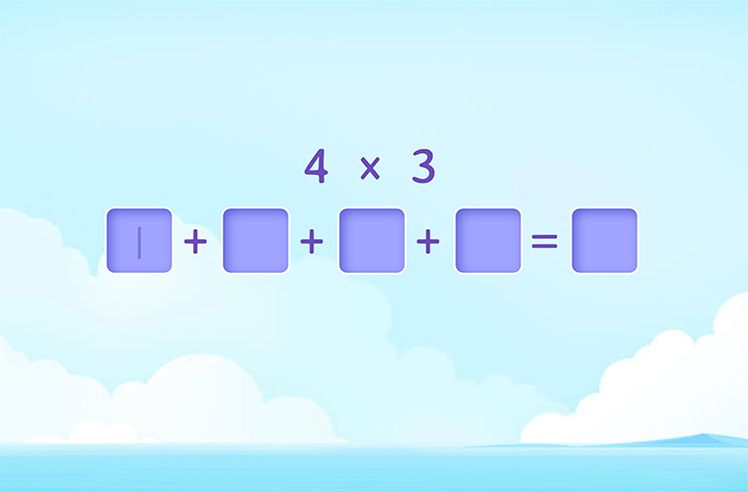 Use Repeated Addition to Multiply
