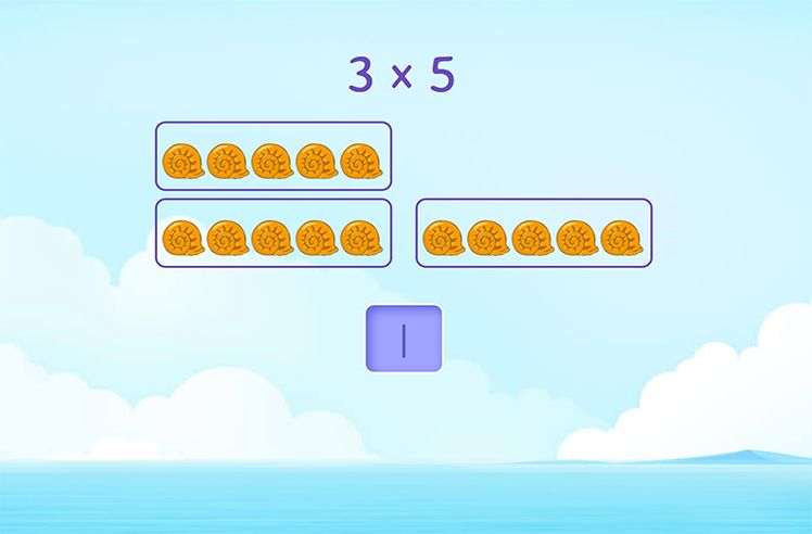 Multiply using Equal Groups