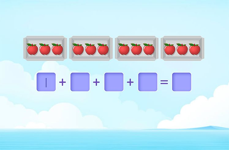 Use Repeated Addition to Count in Groups
