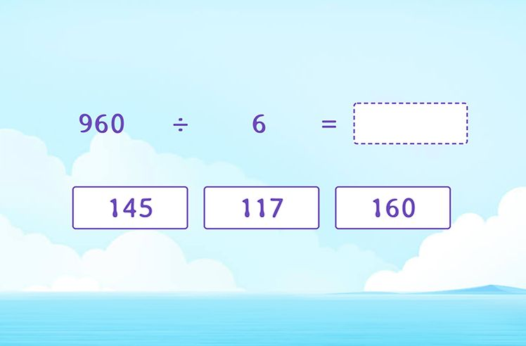 Divide Multiples of 10 and 100