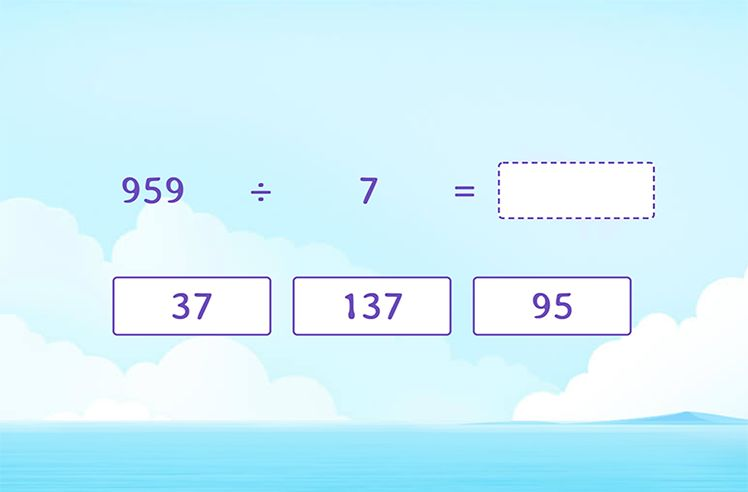 Find the Quotient By Dividing 3-Digit Numbers by 1-Digit Numbers