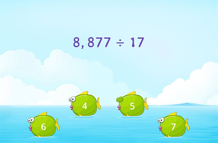 Identify the First Digit of Quotients