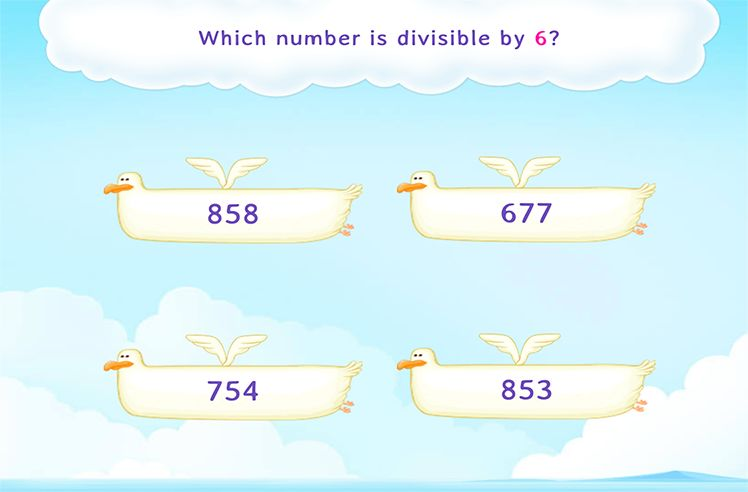 Choose the Divisible Number