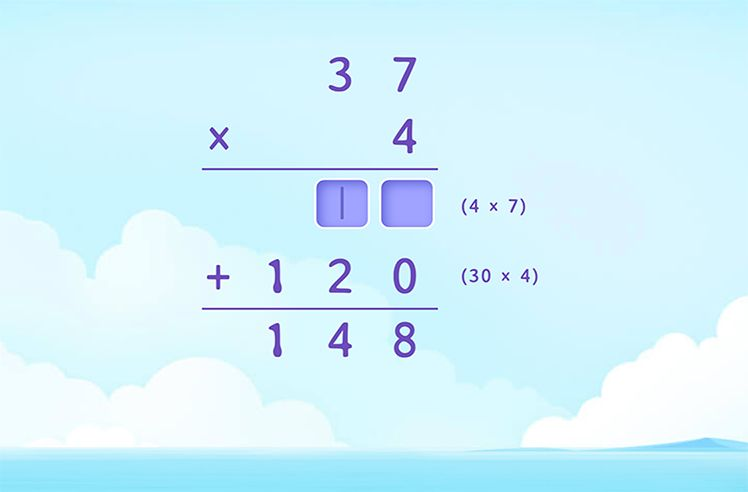 Multiply using Place Value