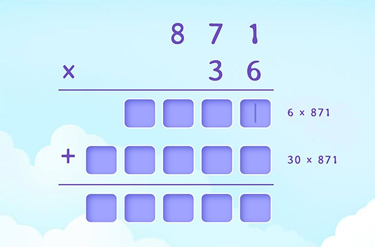 Multiply using Place Value Understanding