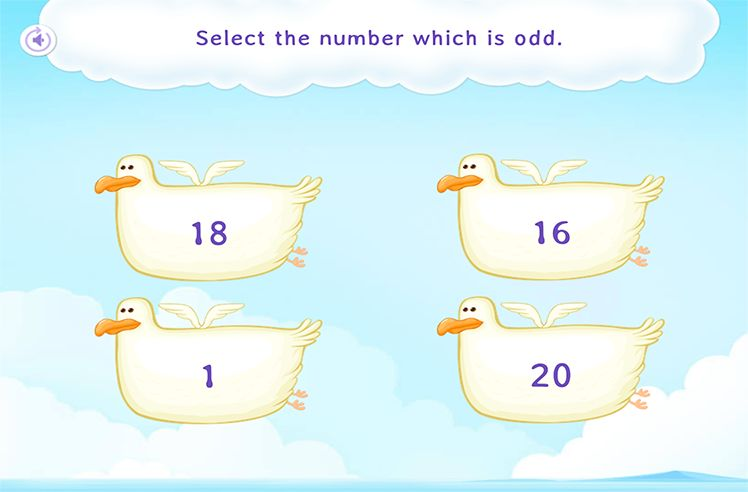 Select the Even or Odd Number
