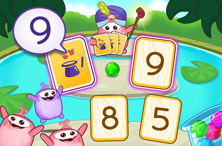 Guess the Hidden Numbers from 5 to 10