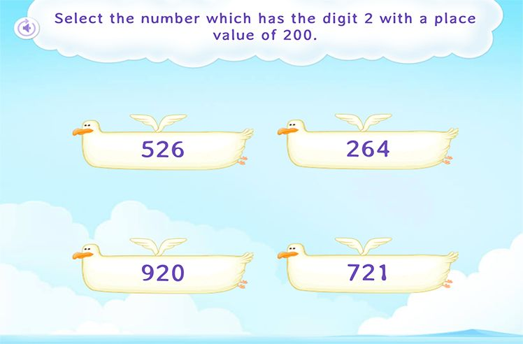 Guess the Number From Place Values