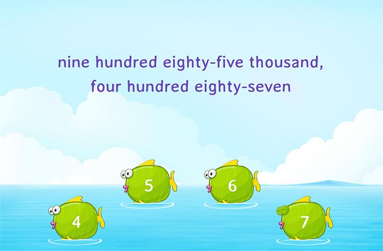 Choose the Number of Digits Present in the Numeric