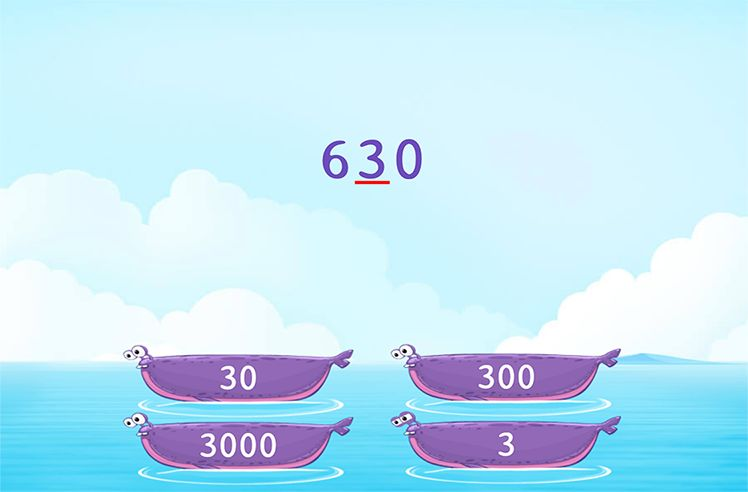 Identify Place Value of Digits