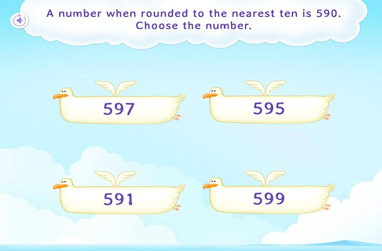 Find the Number to Nearest 10