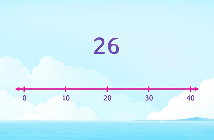 Place 2-Digit Number