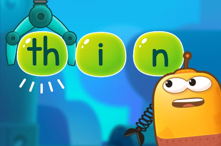 Learn Beginning Digraphs With WH and TH