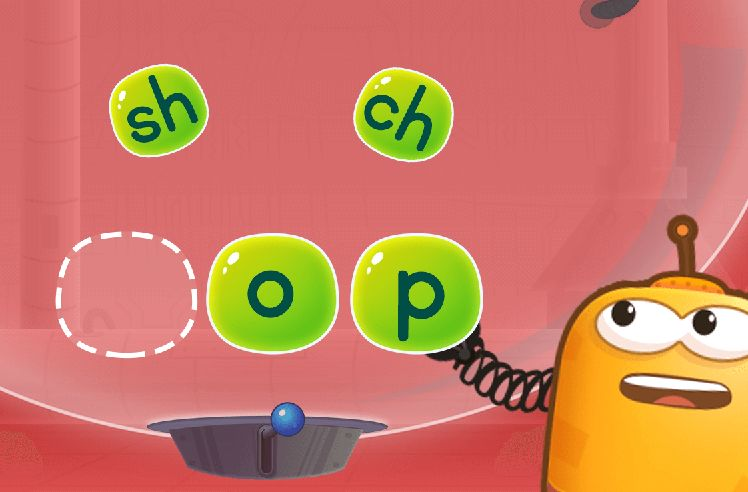 Choose the Correct Beginning Digraphs: TH and CH