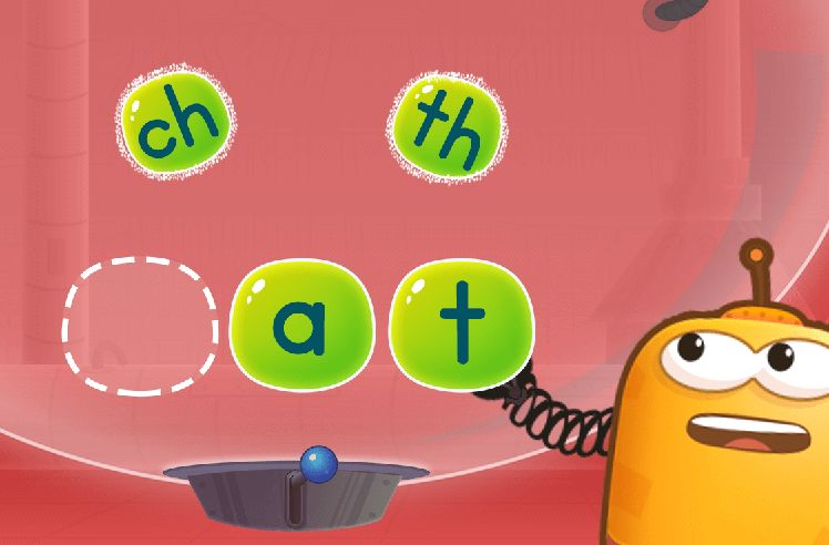 Beginning Digraphs and Its Name: CH, SH, TH & WH