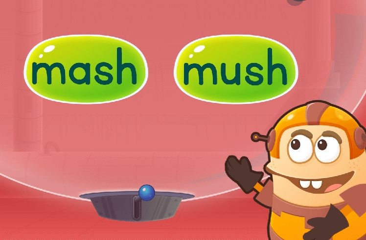 Guess the Word: gush and moth