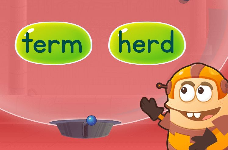 Guess the Word: her and verb