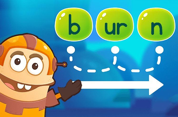 Begin Blending With Bossy R: UR